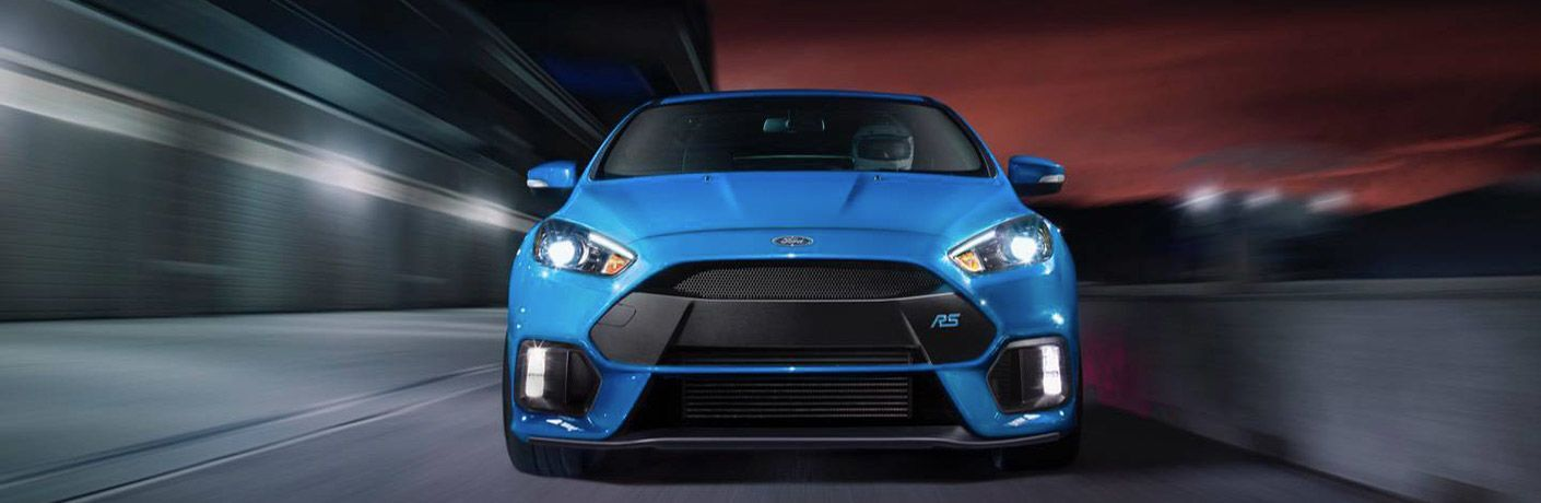 2018 Ford Focus RS Edmonton AB