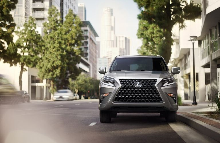 2020 Lexus GX from front