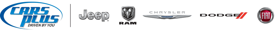 Cars Plus Chrysler Jeep Dodge Ram logo