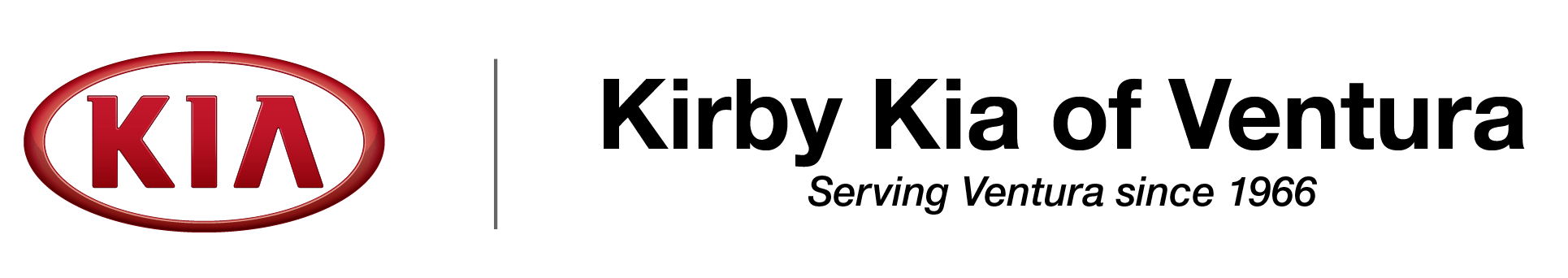 Kirby Kia Of Ventura logo