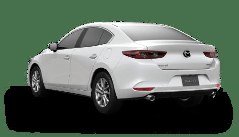 2021 Mazda Mazda3 2.5 S Sedan