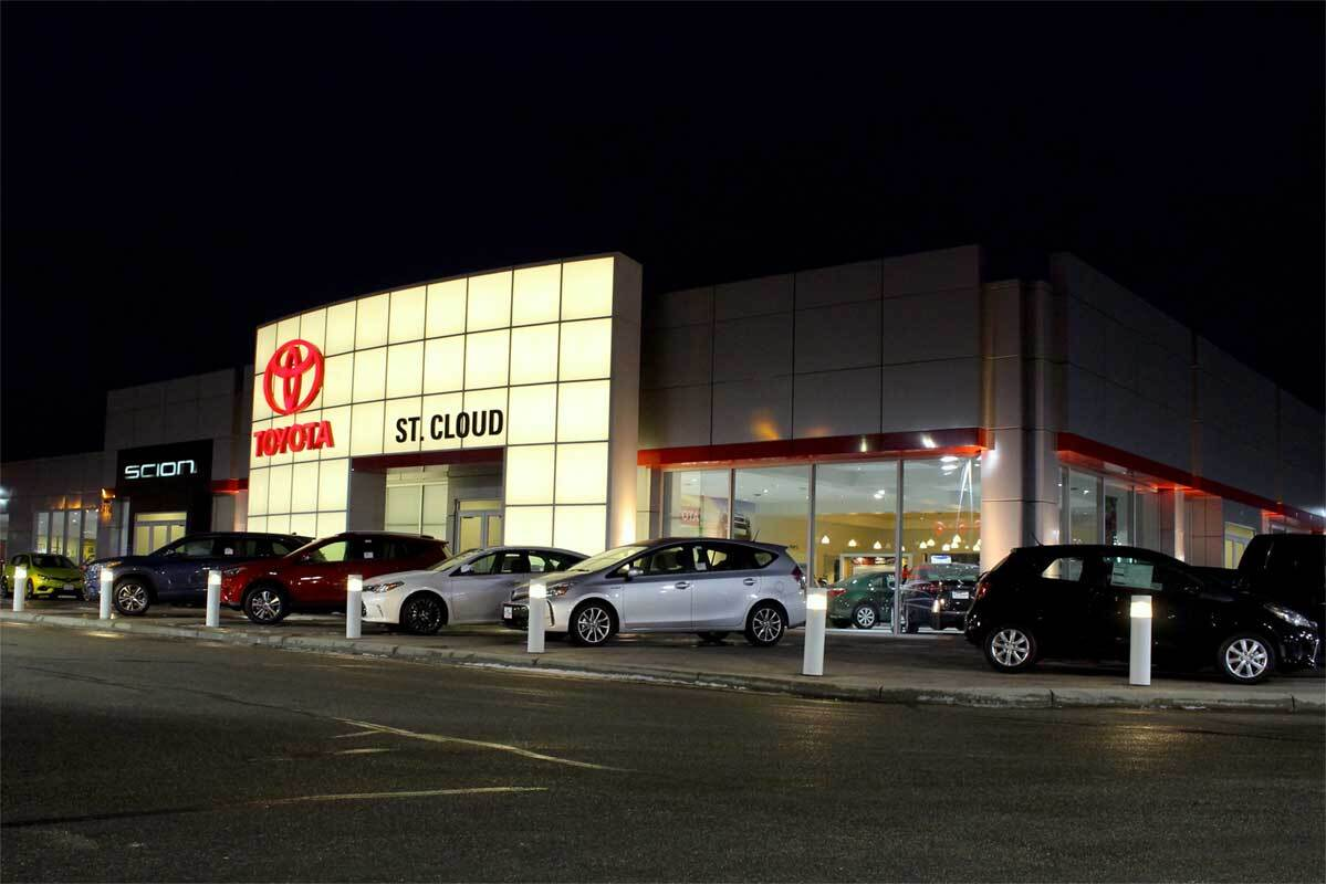 New and Used Car Dealer Near Me   St. Cloud Toyota