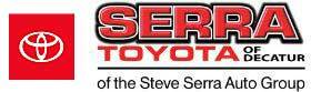 Serra Toyota of Decatur logo
