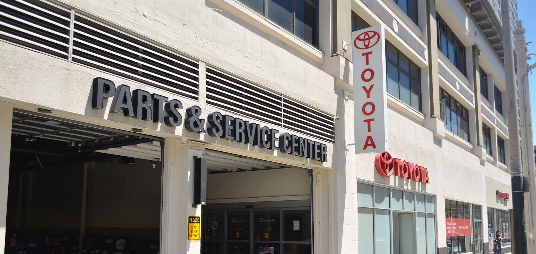 San Francisco Toyota Service >> Car Service In San Francisco Ca