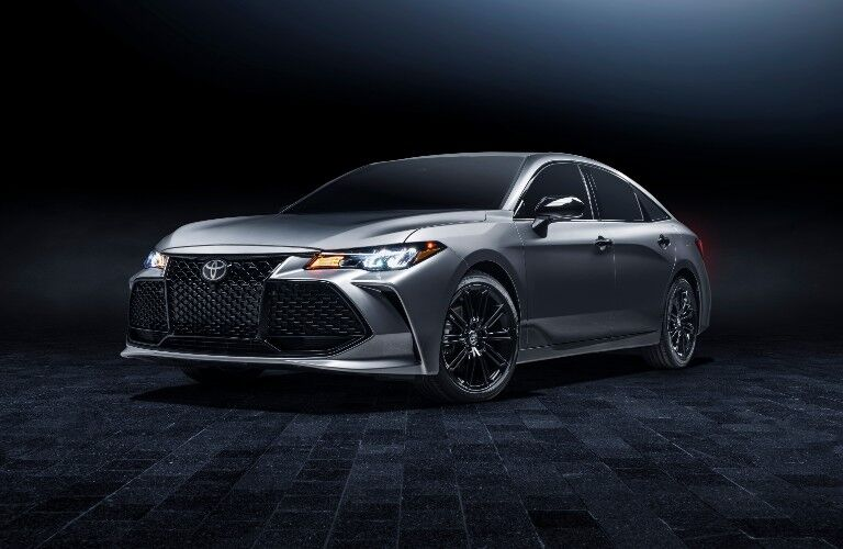 2021 Toyota Avalon from exterior front