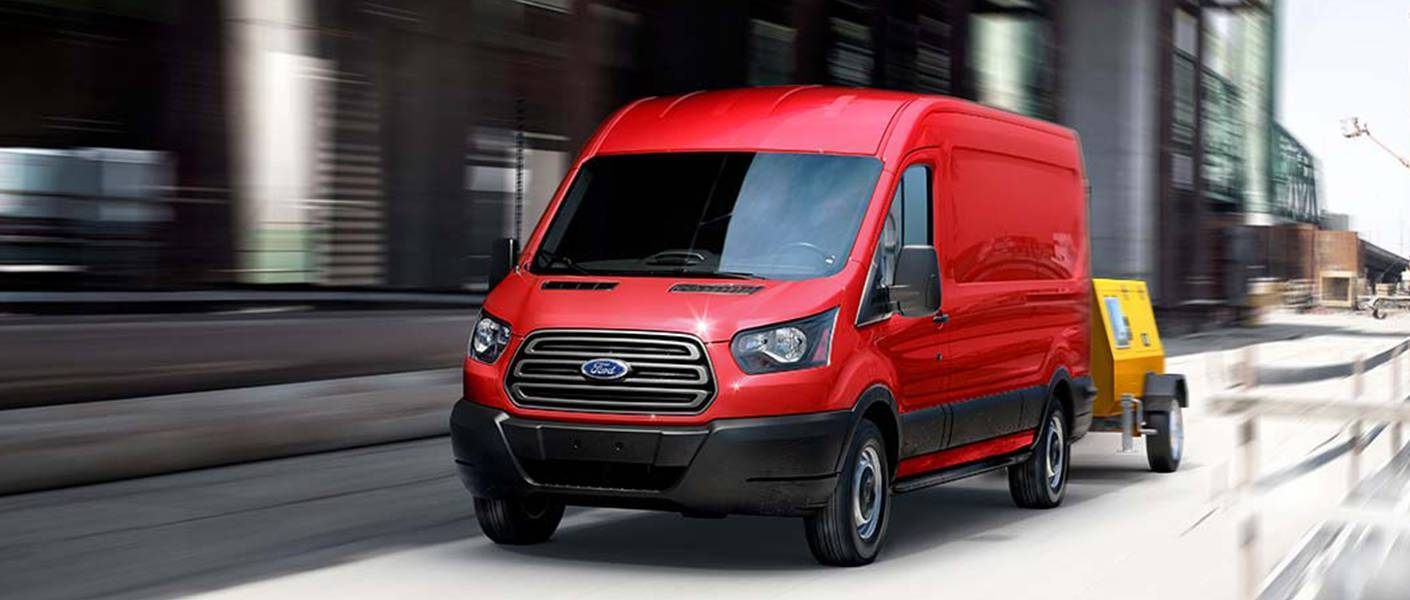 2016 ford transit 250 vs 350