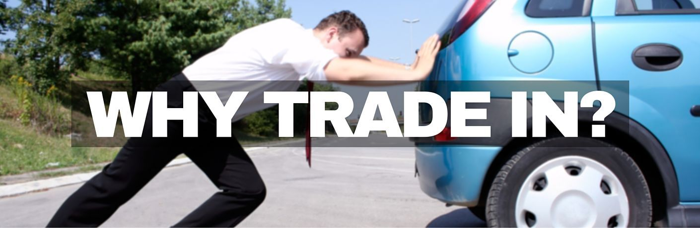 Why trade in your vehicle with Sherwood Ford?