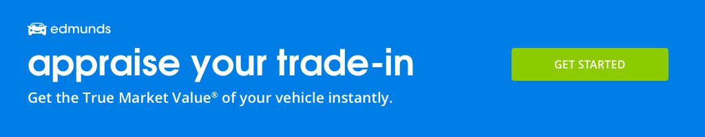 Edmunds Appraise Your Trade-In