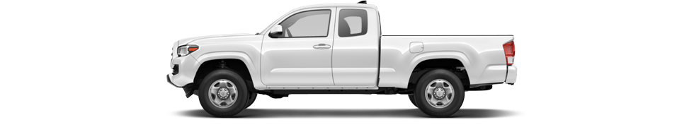 Toyota Tacoma Rental Manhattan Beach CA