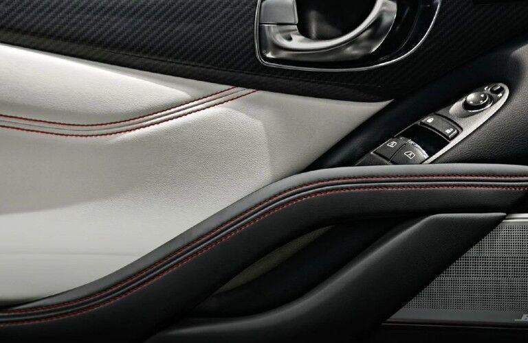 Interior leatherette lining in 2020 INFINITI Q60