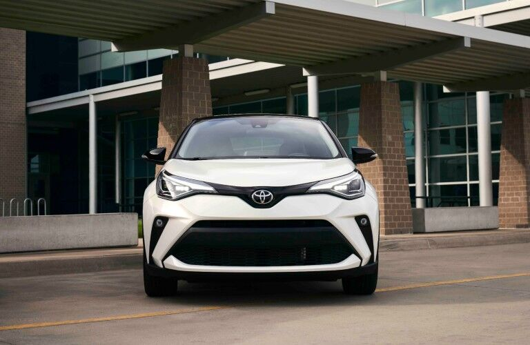 2021 Toyota C-HR from exterior front