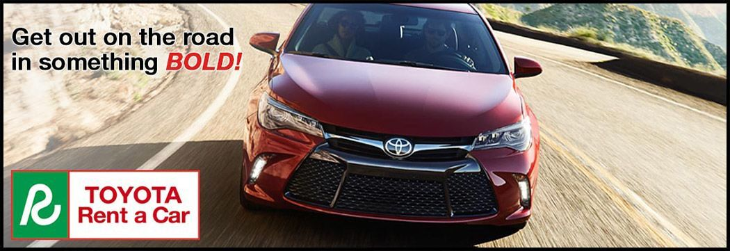 Rental Car Places >> Toyota Rental Cars In Holland Mi