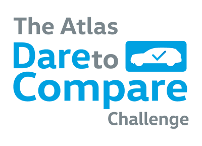 Atlas Dare to Compare Challenge