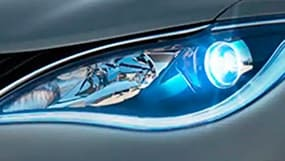 Car LED headlights