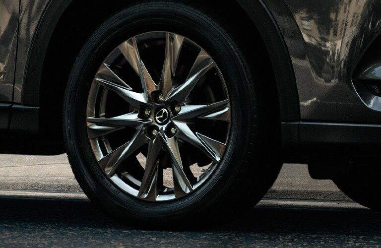 Tire on the 2020 Mazda CX-5