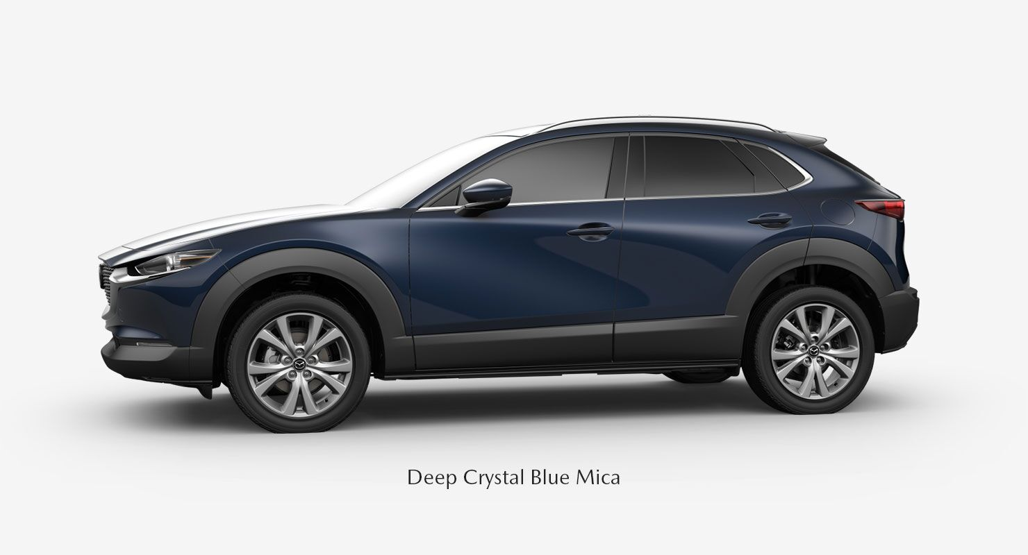 Deep Crystal Blue Mica