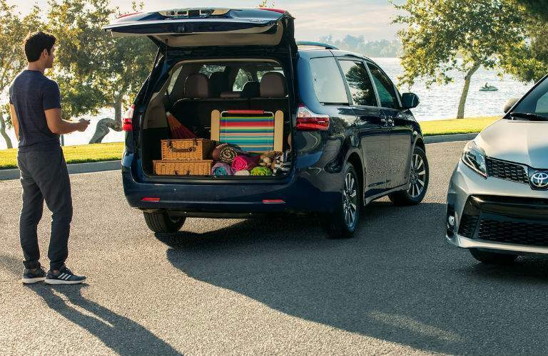 2018 Toyota Sienna Trunk in South Burlington, VT