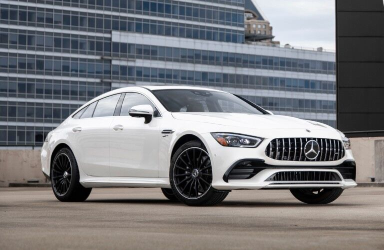 2021 Mercedes-AMG GT-Class from exterior front