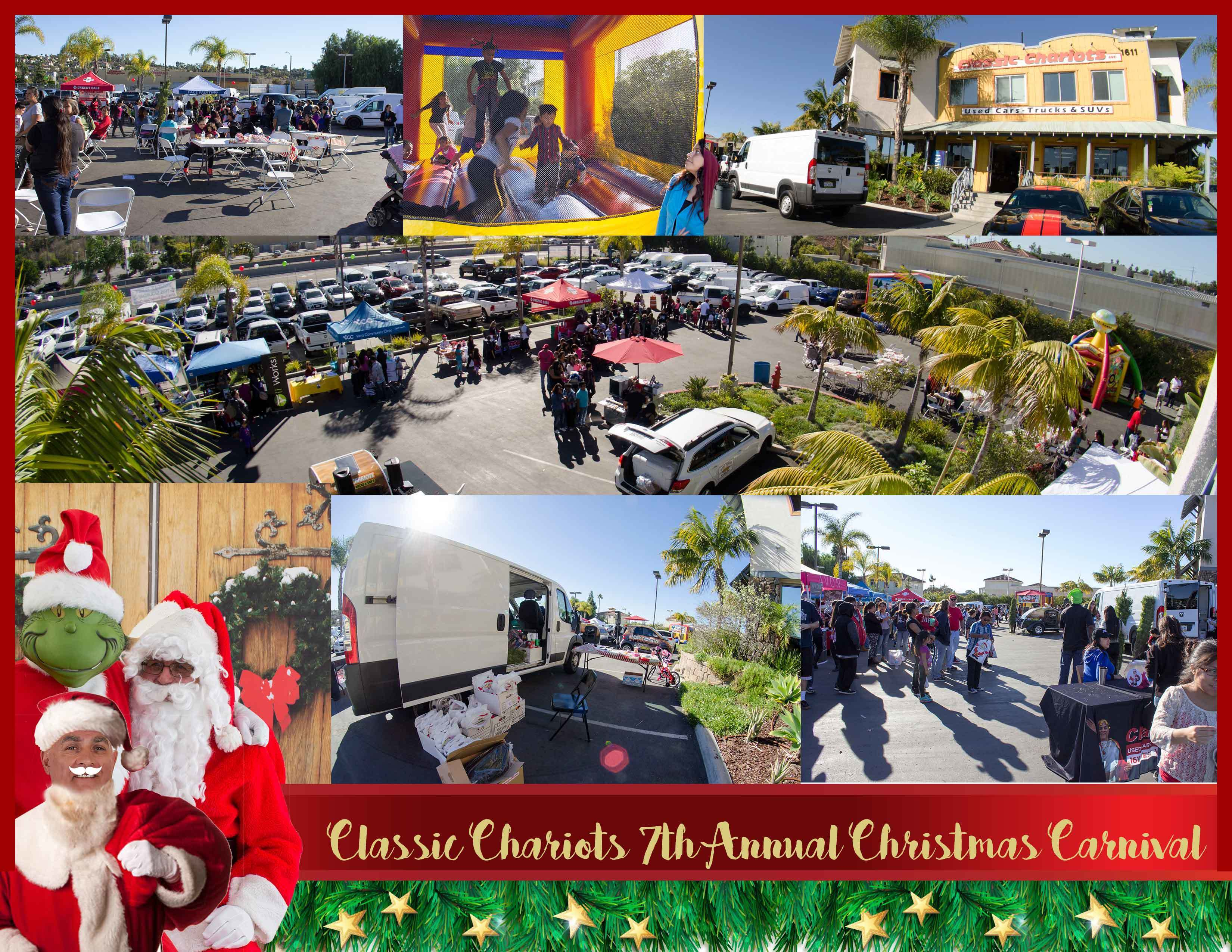 Classic Chariots 7th Annual Christmas Carnival