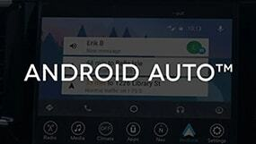 Android Auto in a Chrysler Pacifica