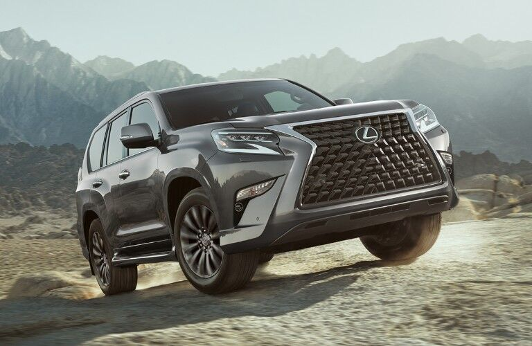 2021 Lexus GX from exterior front