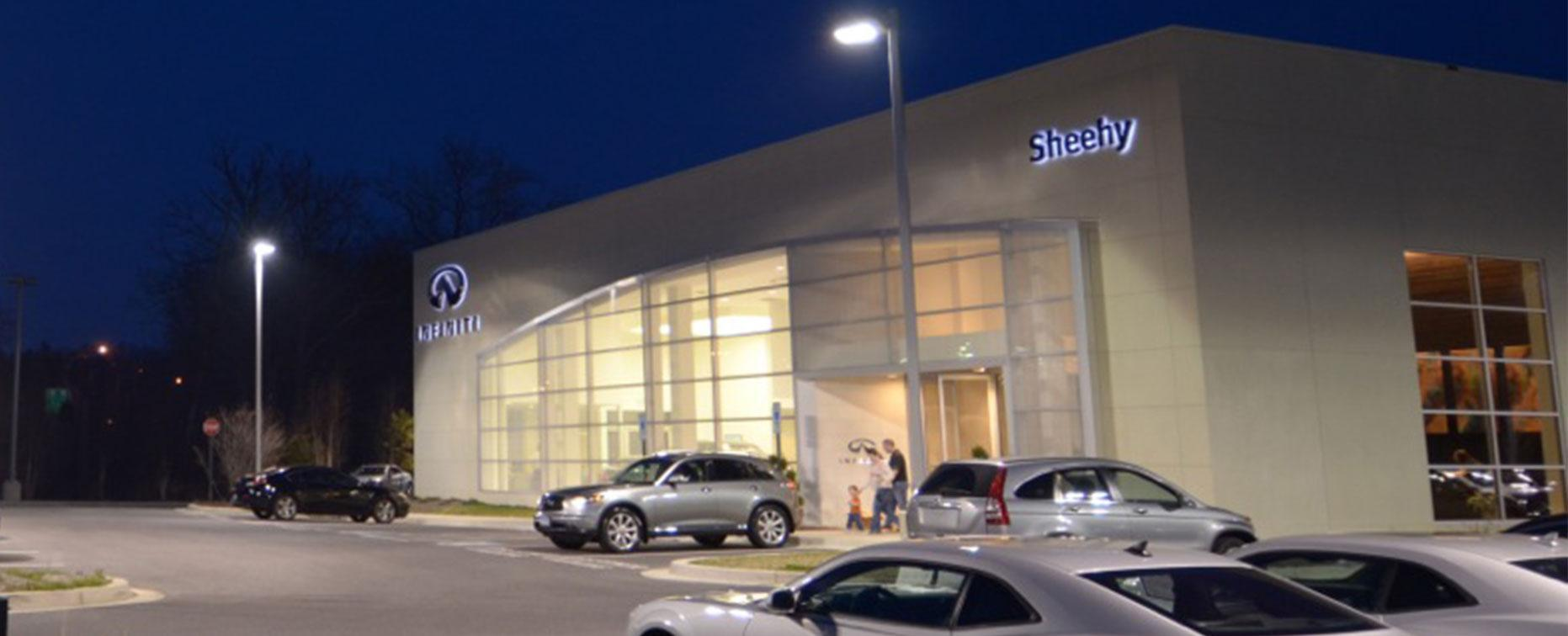 Sheehy Infiniti Of Annapolis >> Locations