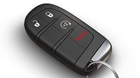 Keyless Entry And Remote Vehicle Start
