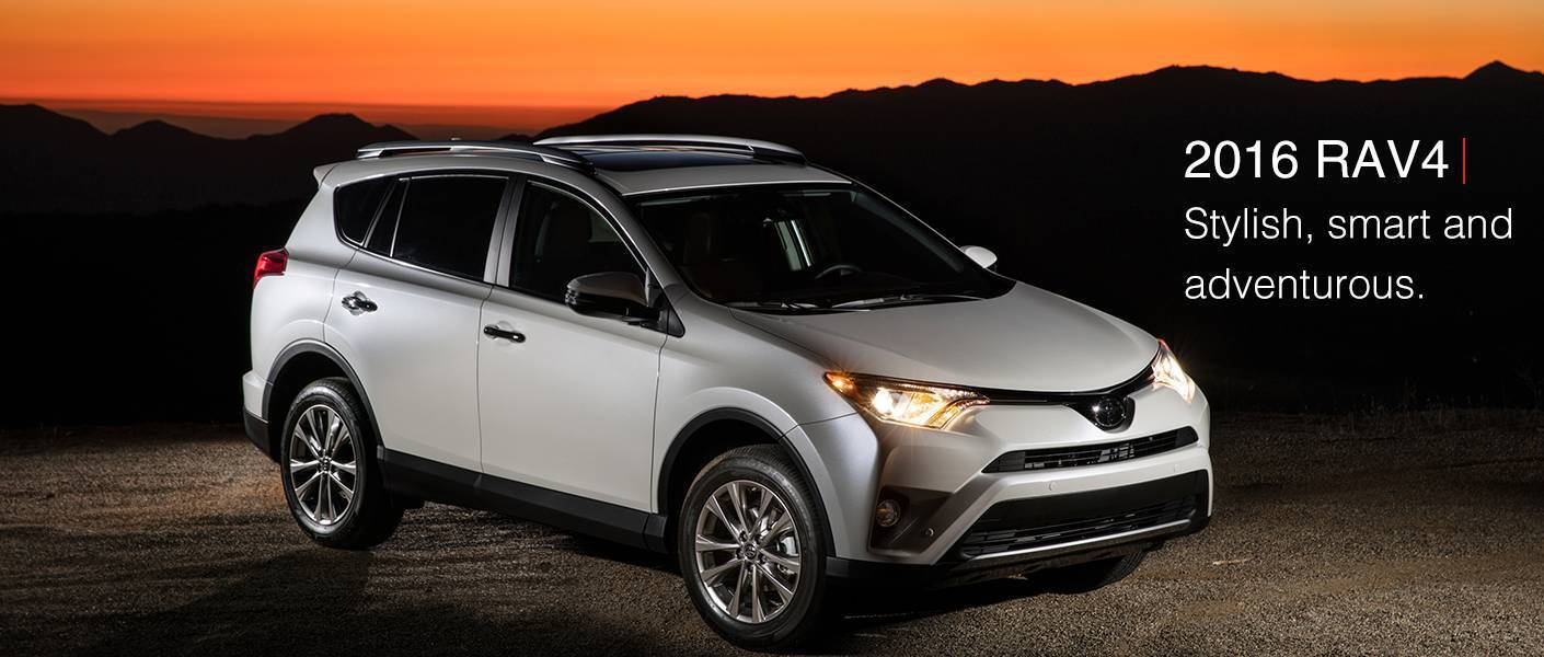2016 Toyota RAV4 in Burlington, VT