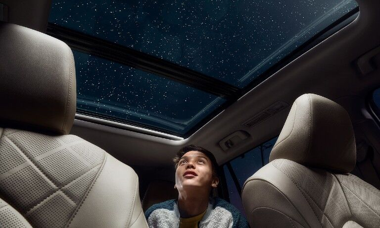 2020 Toyota Highlander moonroof