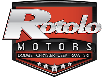 Rotolo's Dodge Chrysler Jeep Ram logo