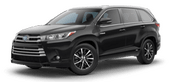 New Toyota Highlander Hybrid at Hattiesburg