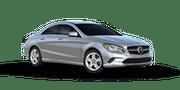 New Mercedes-Benz CLA at Tiffin