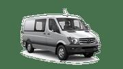 New Mercedes-Benz Sprinter Crew Vans at Montgomery