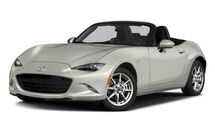 New Mazda MX-5 Miata at Old Saybrook
