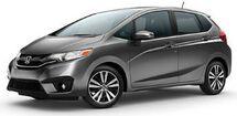 New Honda Fit at Jackson