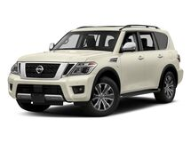 New Nissan Armada at Eau Claire