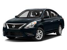 New Nissan Versa Sedan at Eau Claire
