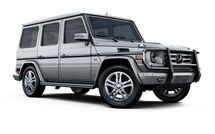 New Mercedes-Benz G-Class at Montgomery