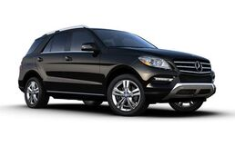 New Mercedes-Benz M-Class at Morristown