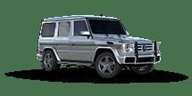 New Mercedes-Benz G-Class at Morristown
