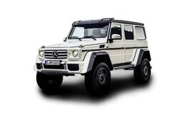 New Mercedes-Benz G-Class at Morristown