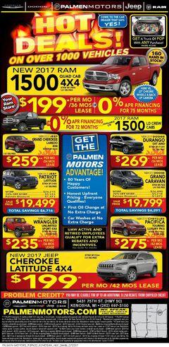 Hot Deals 7/22