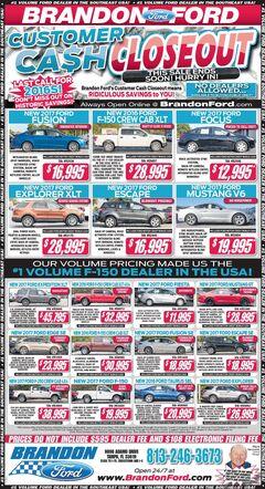 SUNDAY FULL PAGE AD  03.26.17