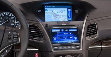 Acura Navigation System