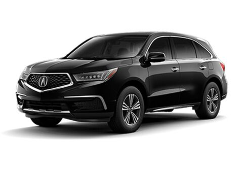 New Acura MDX in Anaheim