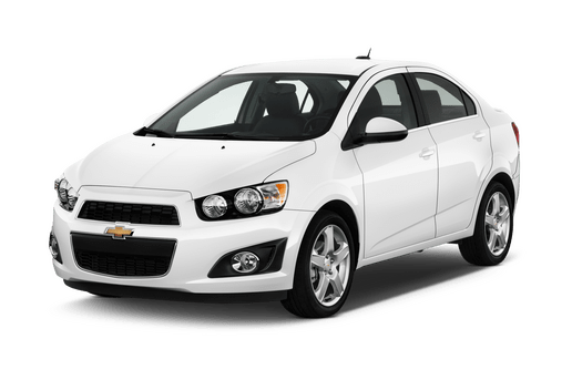 New Chevrolet Sonic in
