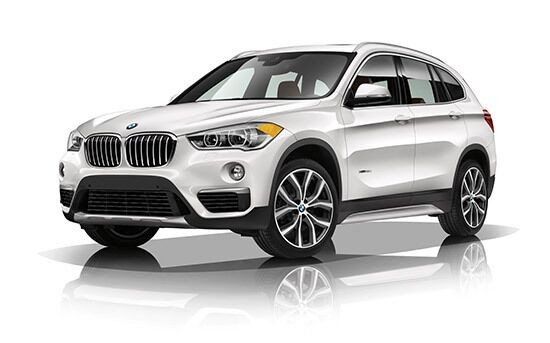 New BMW X1 in Santa Rosa