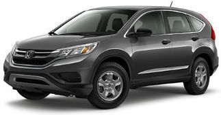 New Honda CR-V in Schaumburg