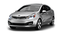 New Kia Rio in Cleveland