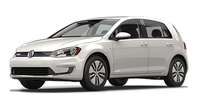 New Volkswagen e-Golf in Santa Rosa